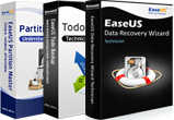 Product box of EaseUS Data Recovery Wizard Professional