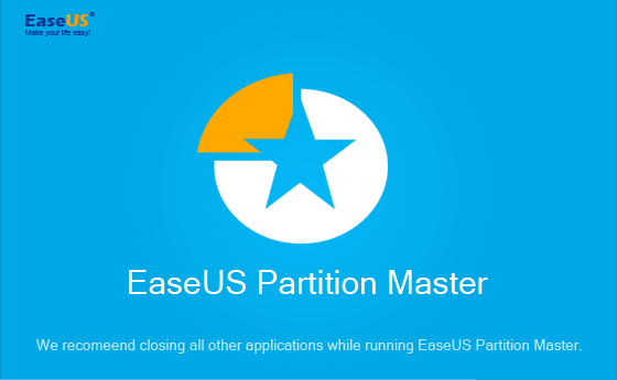 EaseUS Partition Master - best disk management utility for Surface Book/Surface Pro 4.